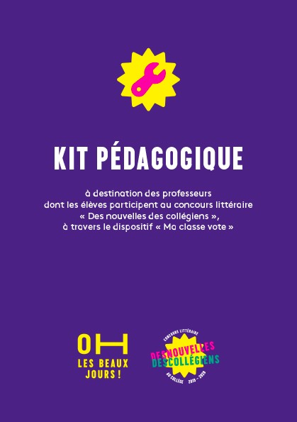 kit pédagogique